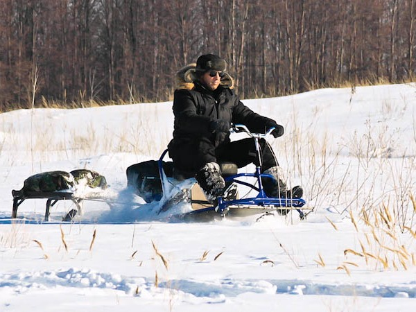 Фотогалерея снегохода Хаски - фото 11