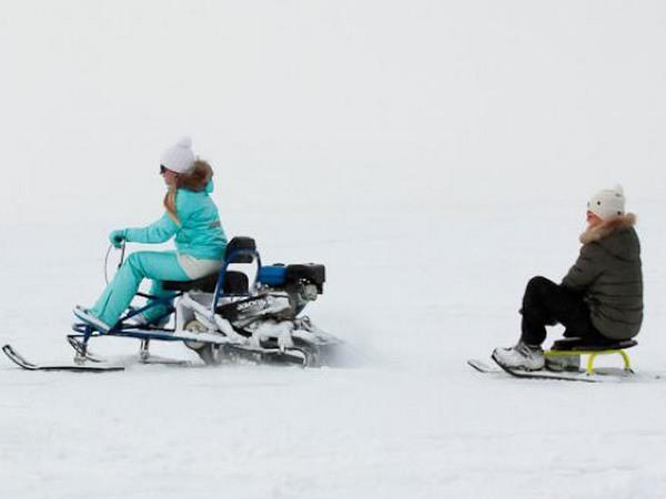 Фотогалерея снегохода Хаски - фото 13