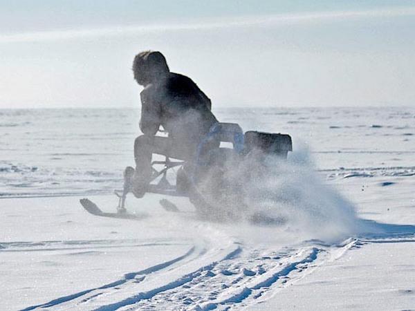 Фотогалерея снегохода Хаски - фото 14