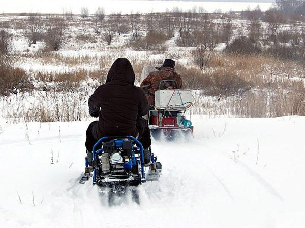 Фотогалерея снегохода Хаски - фото 15