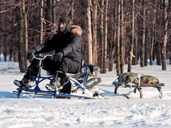 Фотогалерея снегохода Хаски - фото 16