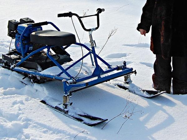 Фотогалерея снегохода Хаски - фото 17