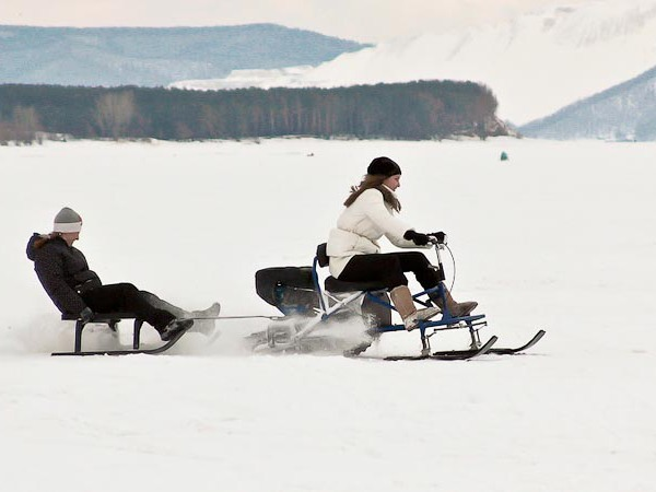 Фотогалерея снегохода Хаски - фото 18
