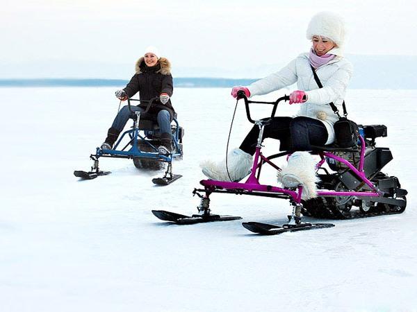 Фотогалерея снегохода Хаски - фото 20