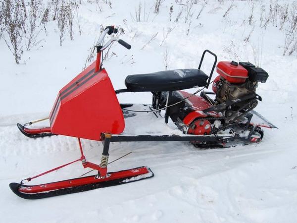 Фотогалерея снегохода Хаски - фото 3