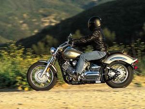 Контрукция мотоцикла Drag Star