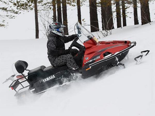 Фотогалерея  Yamaha Viking 540 - фото 4