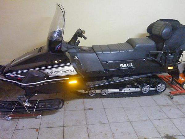 Фотогалерея  Yamaha Viking 540 - фото 13