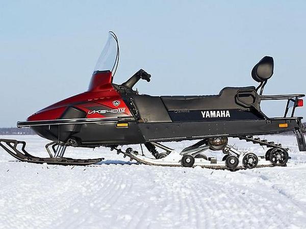 Фотогалерея  Yamaha Viking 540 - фото 14