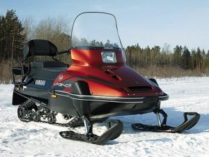 Yamaha Viking 540