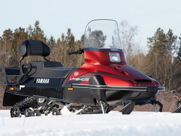 Фотогалерея  Yamaha Viking 540 - фото 24