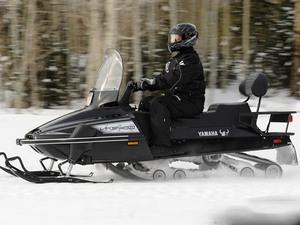 Yamaha Viking 540 III сильный и очень податливый