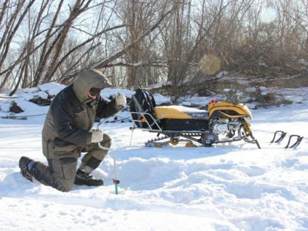 Фотогалерея разборных снегоходов - фото 3