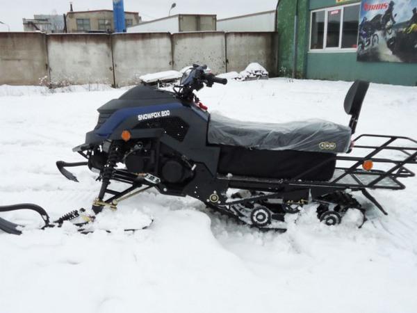 Фотогалерея разборных снегоходов - фото 12