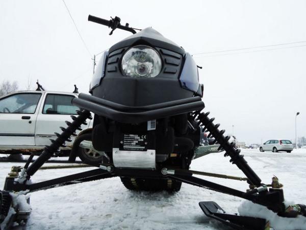 Фотогалерея разборных снегоходов - фото 14