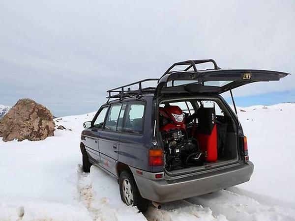 Фотогалерея разборных снегоходов - фото 16