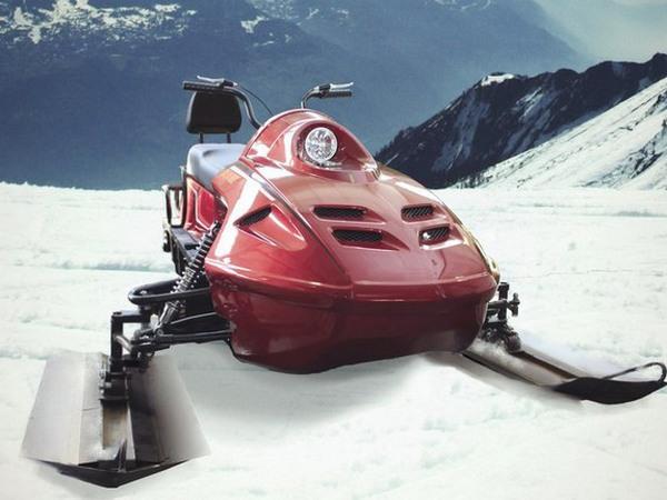 Фотогалерея разборных снегоходов - фото 20