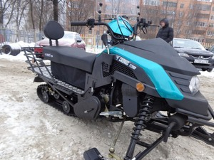 Снегоход Кронус ТТ200P