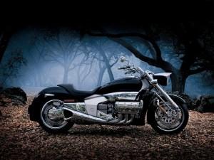 Мотоцикл Хонда Валькирия