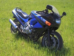 Конструкция мотоцикла Кавасаки ззр 400