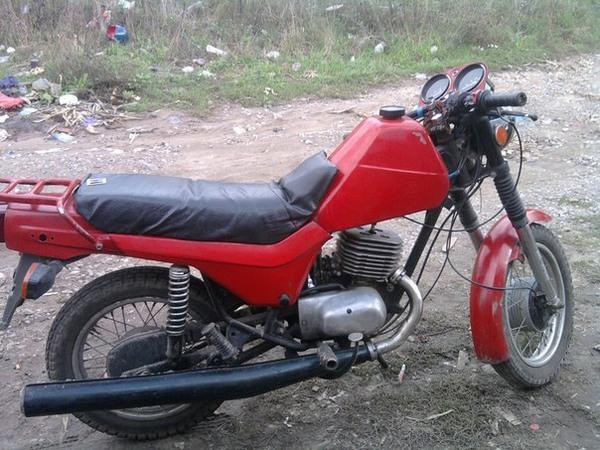 Фотогалерея мотоцикла Сова - фото 6