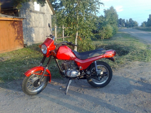 Фотогалерея мотоцикла Сова - фото 7