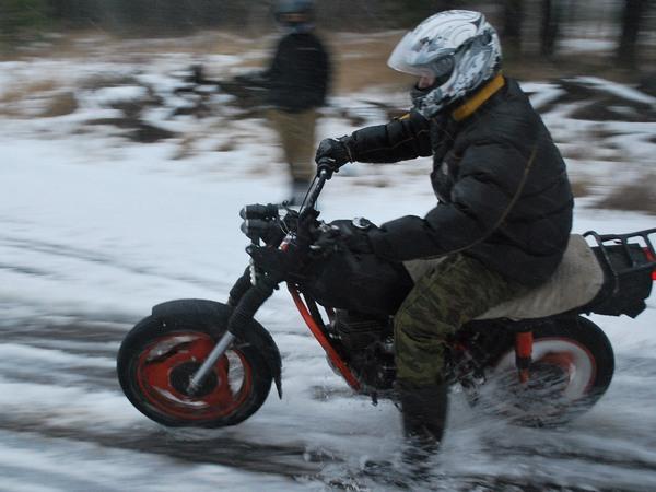 Фотогалерея мотоцикла Сова - фото 8