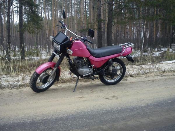 Фотогалерея мотоцикла Сова - фото 9