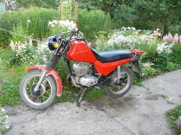 Фотогалерея мотоцикла Сова - фото 12
