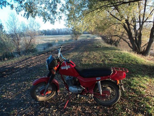 Фотогалерея мотоцикла Сова - фото 13