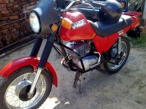 Обзор мотоцикла Сова