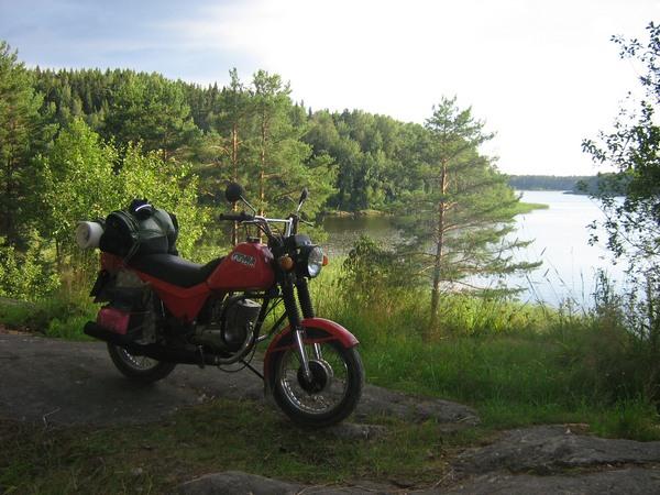 Фотогалерея мотоцикла Сова - фото 1