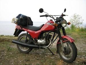 Мотоцикл Сова - обзор