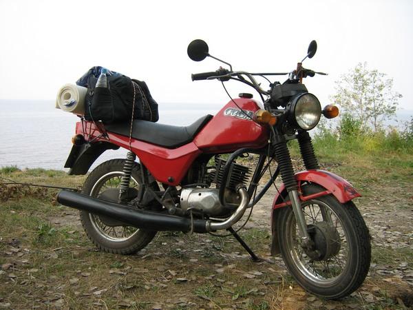 Фотогалерея мотоцикла Сова - фото 2