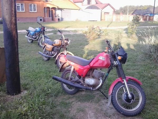 Фотогалерея мотоцикла Сова - фото 3