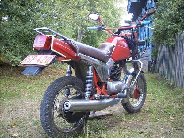 Фотогалерея мотоцикла Сова - фото 4