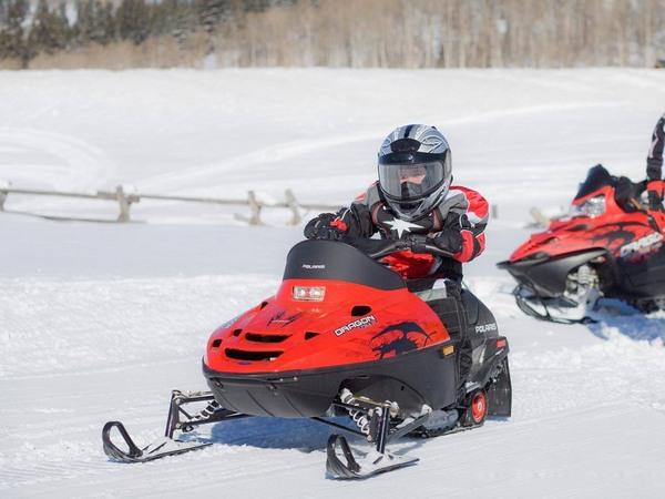 Фотогалерея снегоходов для детей фото- 6