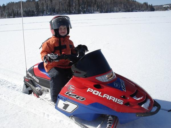 Фотогалерея снегоходов для детей фото- 11
