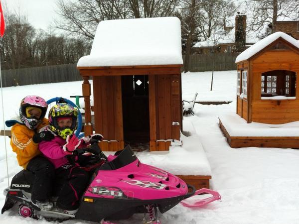 Фотогалерея снегоходов для детей фото- 16