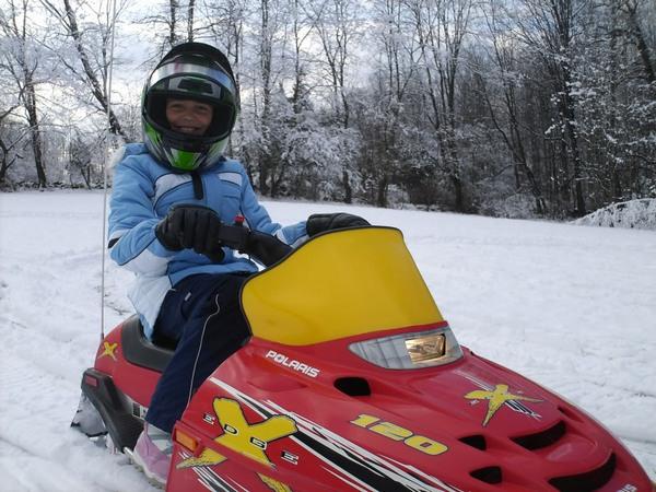Фотогалерея снегоходов для детей фото- 17