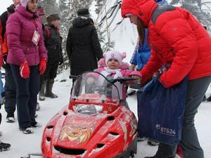 Снегоход Тайга РМ Рысь