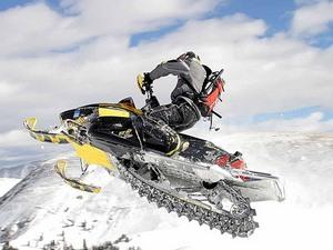 Комплект гусениц для снегохода