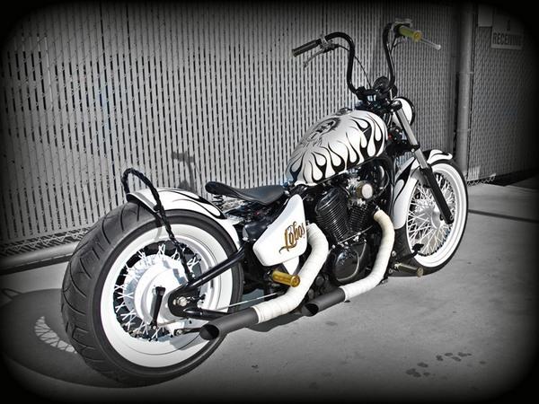 Фотогалерея мотоциклов Бобберов (Bobber) - фото 8