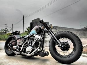 Все о мотоцикле Боббере