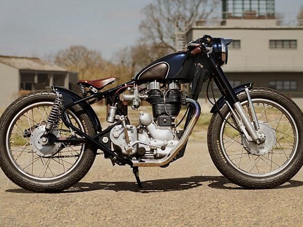 Фотогалерея мотоциклов Бобберов (Bobber) - фото 11