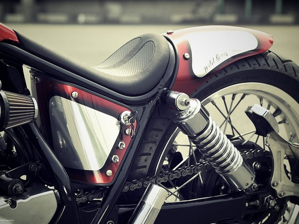 Фотогалерея мотоциклов Бобберов (Bobber) - фото 19