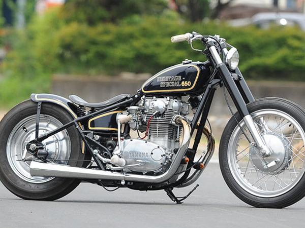 Фотогалерея мотоциклов Бобберов (Bobber) - фото 20