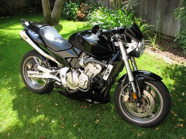 Фотогалерея мотоцикла Honda Hornet (Хонда Хорнет) CB 600 F - фото 5