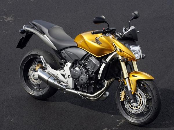 Фотогалерея мотоцикла Honda Hornet (Хонда Хорнет) CB 600 F - фото 7