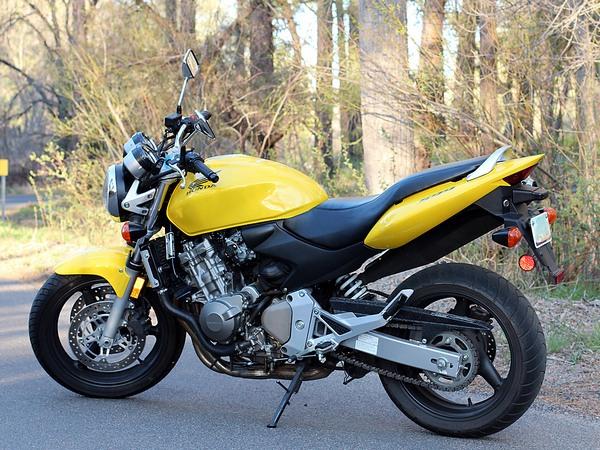 Фотогалерея мотоцикла Honda Hornet (Хонда Хорнет) CB 600 F - фото 9